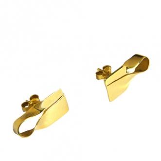 Gouden oorsieraden