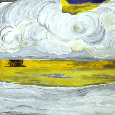 Hutje aan zee