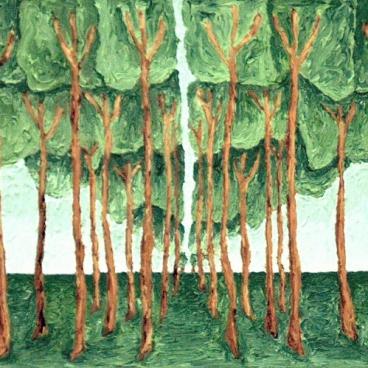 Twintig bomen