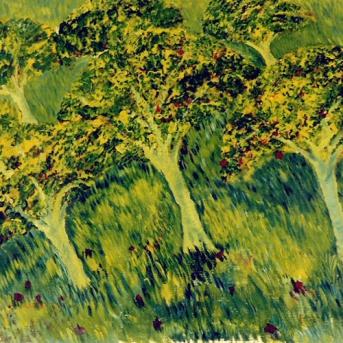 Zeven bomen
